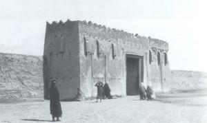 أحدى بوابات مدينة الكويت قديما