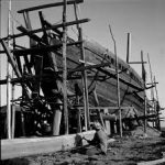 صناعة السفن قديماً في الكويت