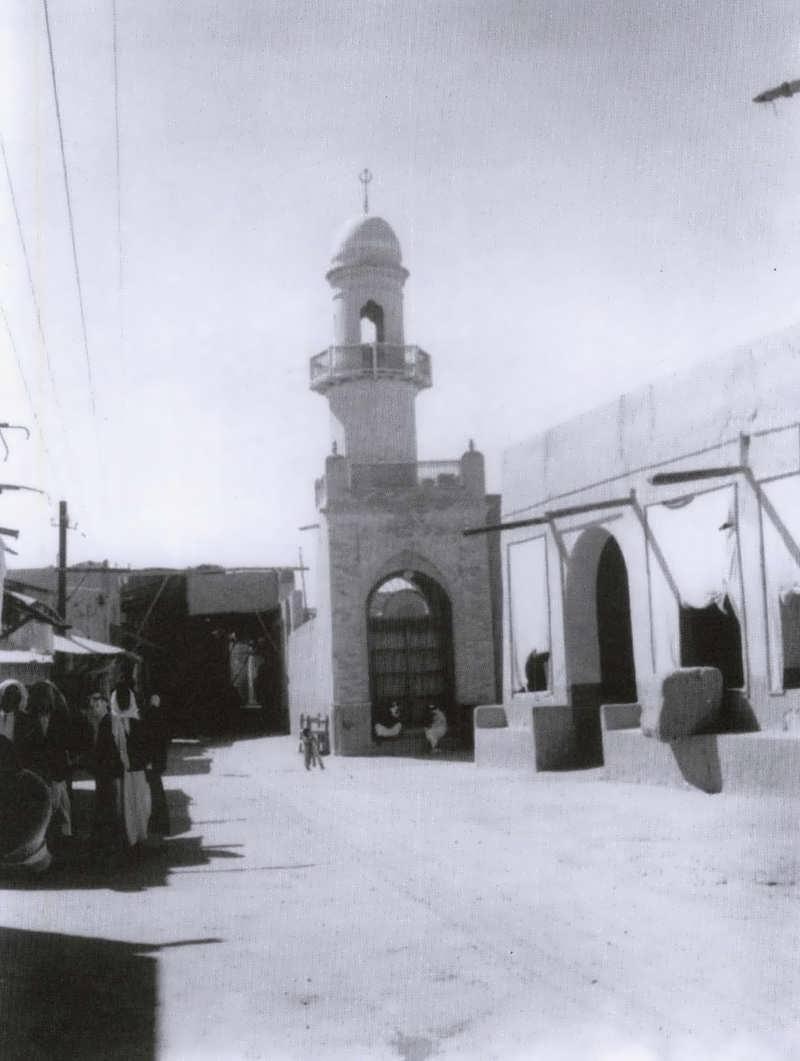 مسجد قديم في الكويت