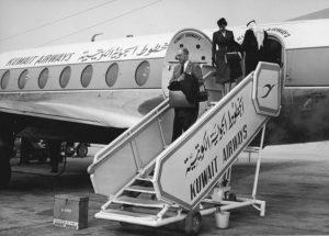 طيران الكويت