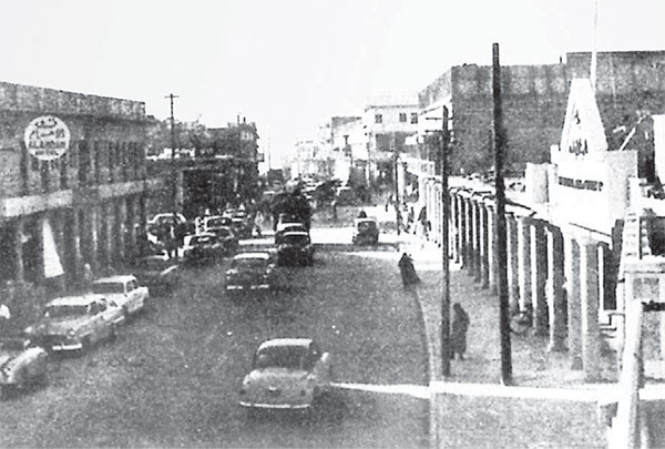 بداية الكهرباء في الكويت