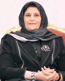 الدكتورة فايزة الخرافي