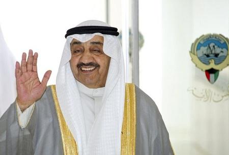 رئيس مجلس الأمة الكويتي جاسم محمد عبد المحسن الخرافي