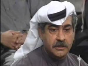 عبد الأمير التركي في تلفزيون الكويت