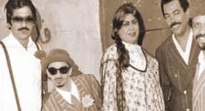 مسلسل درب الزلق أحد أبرز أعمال عبد الأمير التركي