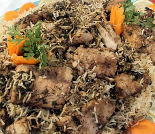طريقة عمل الميدم في المطبخ الكويتي
