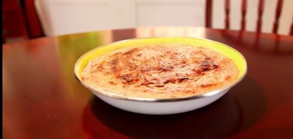 طريقة عمل الهريس باللحم من المطبخ الكويتي على طريقة وفاء الكندري